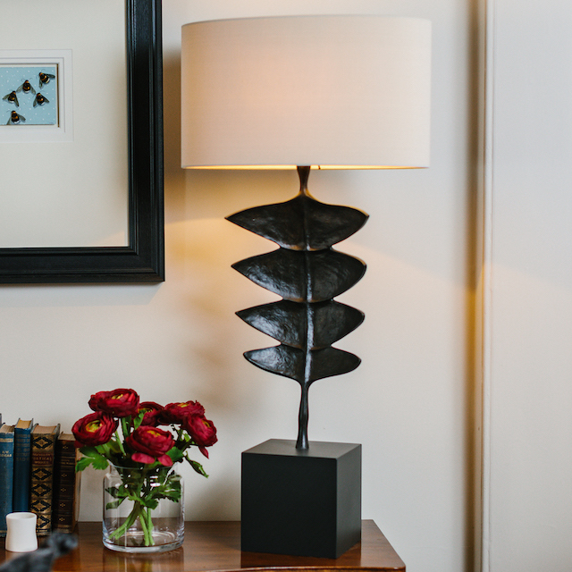 Giacometti Leaf Lamp