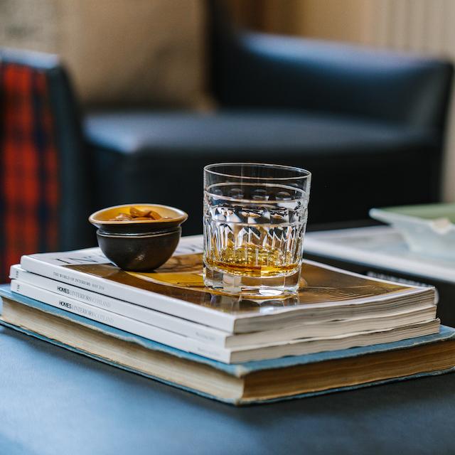 Helvellyn Double Whisky Tumbler