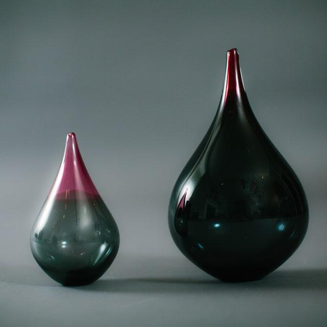Glass Dew Drops